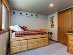Third Bedroom Sleeping Area