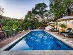 Exclusive Villa Vista, Gated Estate w/ Views, Pool & Hot Tub