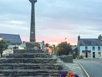 Cross Square, St Davids
