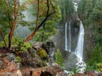 Nearby Barr Falls, only two miles from the BunkHouse