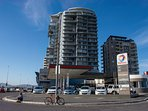 Beachfront apartment in Bloubergstrand, Cape Town