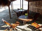 Kiosco, Mobiliario Playa