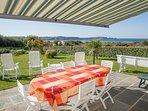 Belle villa ,grande vue mer plage à400m internet
