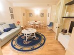 Spacious 2 bedroomed apartment offering all modern facilities