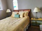 Redesigned Guest Bedroom!