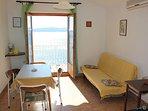 A4(3+1): living room