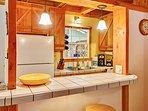 Fern Woods, kitchen
