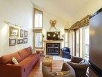 Tyra Aspen 9A Living Room