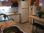 Cómoda y equipada cocina