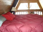 Master Loft Bedroom Queen Bed