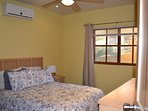 Unit 2 Bedroom 2 with full private bathroom