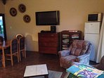 Shared Lapa indoor/outdoor braai room
