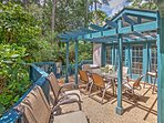 Welcome to this peaceful Hilton Head Island vacation rental house!