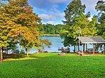 NEW! 4BR Hayesville House w/Serene Lake Views!