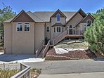 Escape to this Lake Arrowhead vacation rental for a memorable getaway!