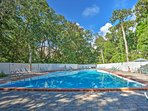 You'll enjoy access to the fantastic amenities onsite, including the community pool.