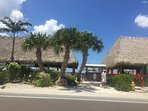 Tiki Bar in Bradenton beach
