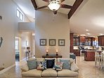 You'll love the fantastic layout of this vacation rental home.