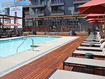 Join A Resident Function like Yoga by the Pool ...