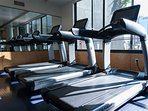 Go for a Run in the 24 Hour Gym