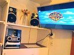 Bedroom LED TV