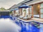 Private Big Swimming Pool