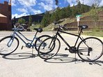 Bikes   - Leave right from the condo and cruise around town or enjoy a long ride on the nearby rec path.