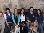 Team Skyrun - Our friendly & knowledgeable staff if here to help you plan your perfect mountain vacation.