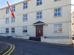26 ATLANTIC WAY, first floor apartment, close to beach, off road parking, in