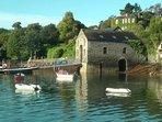 Castletownshend boathouse