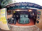 Private antique car colection