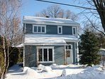 maison Fontainebleue (6 pers.) à Laval (Montréal)