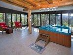 Sanctuary Hot Tub Room
