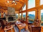 Agali Ridge Sitting Room