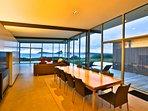 Cloudy Bay Beach House Bruny Islands premium accomodation.