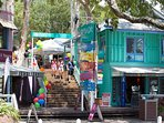 Palm Cove shopping