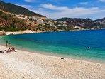 Kaputas beach.