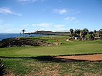 One of the wonderful golf courses close to the villa.
