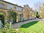 Artisan Hall, an outstanding hideaway in the Cotswolds countryside