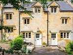 A beautiful, Cotswold stone cottage