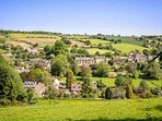 A fabulous village for the perfect Cotswold holiday!
