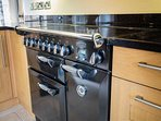 Stylish range cooker