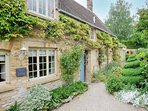 The majestic Hope Cottage, in the beautiful village of Longborough