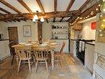 Beautiful farmhouse style kitchen