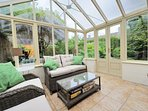 An ideal space for enjoying the warmer months!