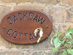 Welcome to Jackdaw Cottage!