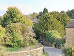 Ilmington is a peaceful, traditional Cotswold village