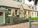 The Grade II listed Lakeside House