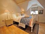 The beautiful, en-suite double bedroom