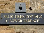 Welcome to Plum Tree Cottage!